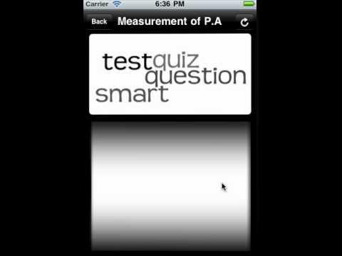 VCE PE Study App
