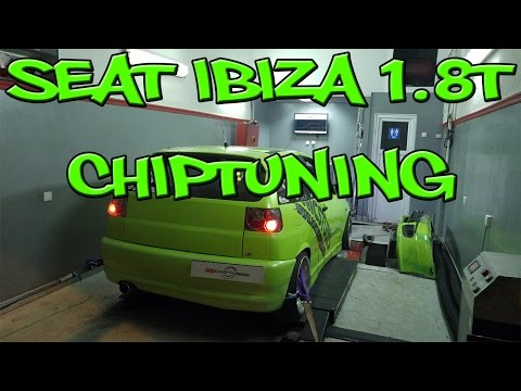 SEAT IBIZA LAZY LIZARD 1.8t REMAP BY AS CHIPTUNING