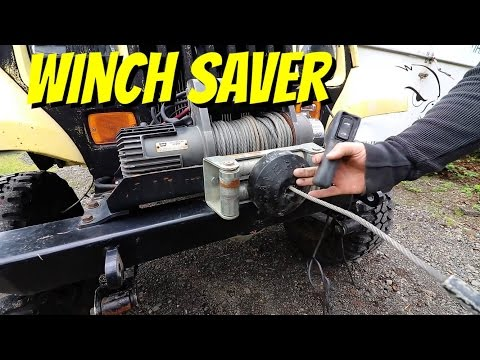 Winch Savers Are Life Savers