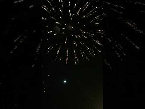 2017 4th of July Fireworks in Suisun Marina