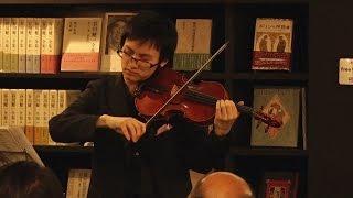 (26)サイエンスカフェ「ヴァイオリンの科学!?」開催