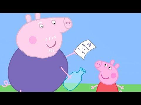 Peppa Pig Nederlands  Oma en Opa Big  1 Uur!  Peppa Pig Dutch