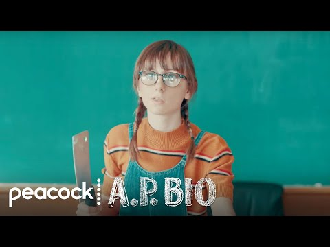 A.P. Bio - Heather's Best One-Liners (Mashup)