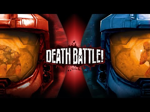 Red VS Blue (Rooster Teeth) | DEATH BATTLE!