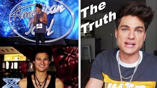 Video EXPOSING AMERICAN IDOL & XFACTOR! *I WAS A CONTESTANT* MP3, 3GP, MP4, WEBM, AVI, FLV September 2018