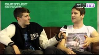 Zomboy Interview - The Guestlist Network