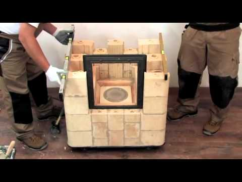 Termokaust - budowa pieca