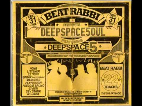 Beat Rabbi & Deepspace 5 - Soul In The Horn  (ft. Sivion)