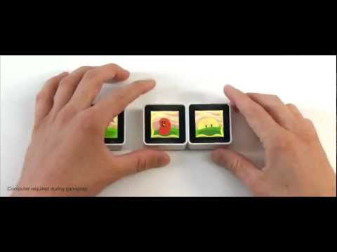 Sifteo Cubes Offer Intelligent Play