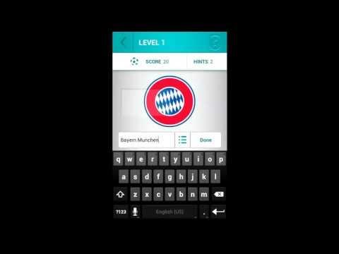 Video of Football Logo Quiz