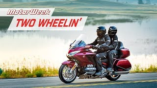 10. 2018 Honda Gold Wing | Two Wheelin'