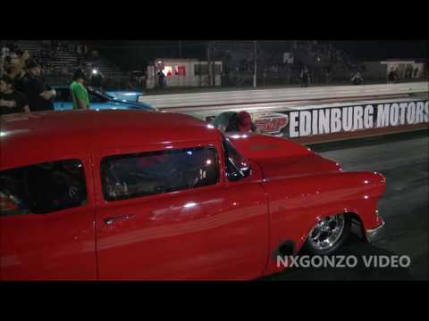 The 55 VS Bird Boyz WINTER MELTDOWN BIG TIRE SEMI FINAL!