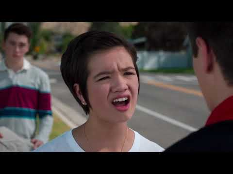 Andi Mack - Jonah Moves Away from Andi and Friends by Amber - Mount Rushmore or Less