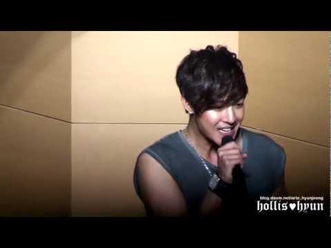 "130111 Kim Hyun Joong 김현중 – Encore @ Nagoya 2013 ""Unlimited"""