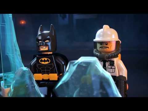 Конструктор Ледяная aтака Мистера Фриза - LEGO BATMAN - фото № 12