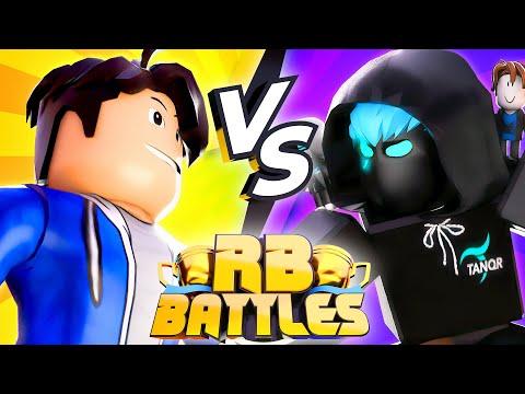 Ryguy vs TanqR - RB Battles Championship For 1 Million Robux! (Roblox)