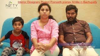 Interior Designers Project Praneeth pranav Antilia in Bachupally Hyderanbad