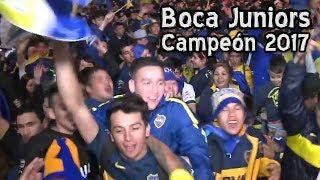 Boca Campeón 2017