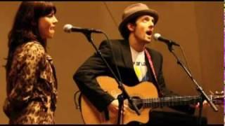 Tristan Prettyman & Jason Mraz - 3 CAM MIX - All I Want For Christmas Is Us - 12-18-10