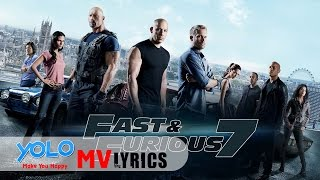 Nonton [Lyrics+Vietsub] See You Again || Wiz Khalifa ft. Charlie Puth (Fast and Furious 7) HD Film Subtitle Indonesia Streaming Movie Download