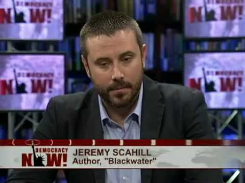 Jeremy Scahill Comments on the Death of Osama Bin Laden & the US-led War on Terror