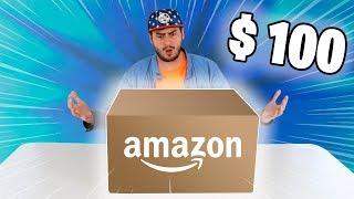 Video ABRINDO UMA CAIXA MISTERIOSA DE $100 DA AMAZON !! MP3, 3GP, MP4, WEBM, AVI, FLV Mei 2018