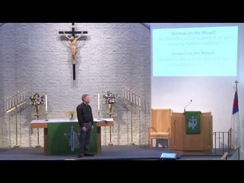 Bethlehem Lutheran Church - Sunday Worship Service: 2/23/2014