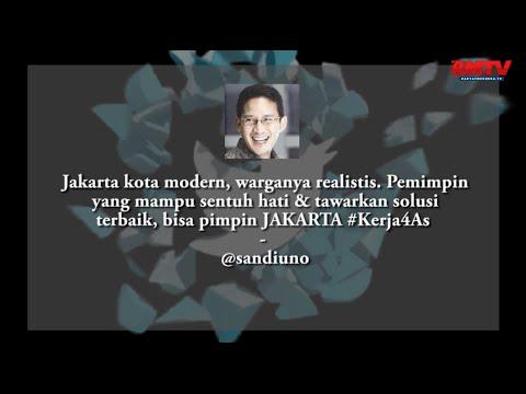 Pemimpin Jakarta Harus Pandai Menyentuh Hati