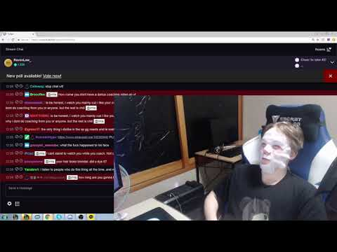 LS - Q And A With Twitch Chat