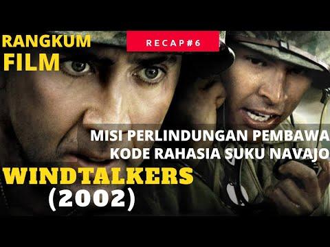 LEBIH BAIK DIBUNUH DRPD TERTANGKAP HIDUP-HIDUP! II Alur Cerita Film WINDTALKERS(2002)