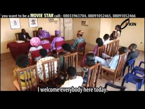 Asiri Aye - Yoruba Latest Movie Starring Olu Olowogemo - Peter Fatomilola - Segun Ogungbe