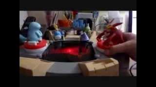 Pokemon XY - Battle Arena Playset (2013 Tomy)