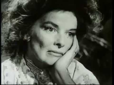 Katharine Hepburn Talking About Her Part In 'Long Day's Journey Into Night'
