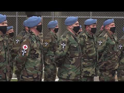 Contingentul KFOR 14   detaşat în Kosovo