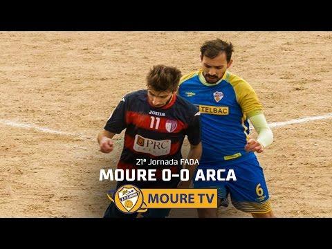 Moure 0-0 Arca - MOURE TV (видео)