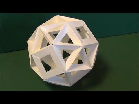 Kusudama Tutorial - 017 -- Sphere