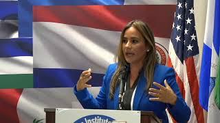 """Video Periodista Leana Astorga expone situación del país en foro """"Dictadura criminal en Nicaragua"""" MP3, 3GP, MP4, WEBM, AVI, FLV Desember 2018"""