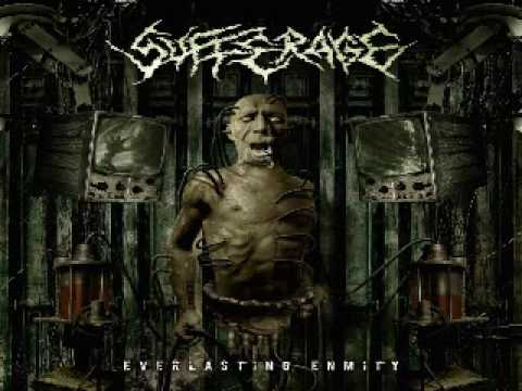 Sufferage - Life Is A Bad Joke online metal music video by SUFFERAGE