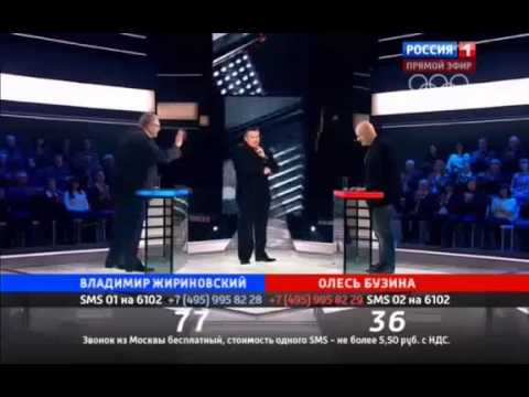 Жириновский об Украине - DomaVideo.Ru