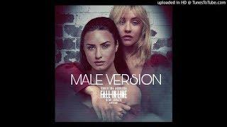 Video Christina Aguilera - Fall In Line ft. Demi Lovato ☆(Male Version)★ MP3, 3GP, MP4, WEBM, AVI, FLV Juli 2018