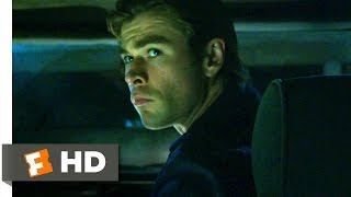 Blackhat (2014) - Truck Through the Roof Scene (7/10) | Movieclips