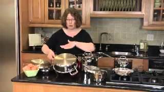 3 Quart Steamer Set (3 Piece) Demo Video Icon