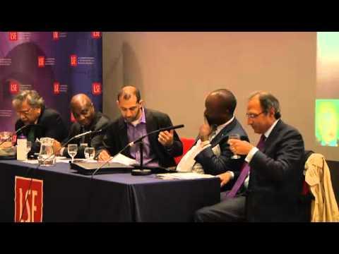 Politische Herausforderungen für Wachstum in Afrika und Südasien