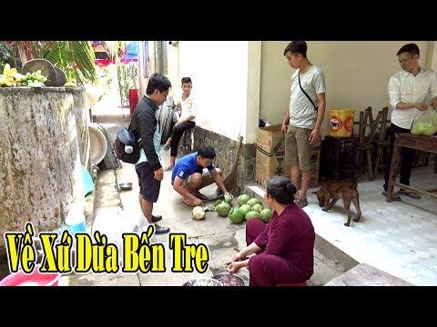Về Xứ Dừa Bến Tre Nhà Anh Khoa Uống Dừa Hái Mận Cùng Anh Em Góc Miền Tây/NGÃ NĂM TV - Thời lượng: 21 phút.