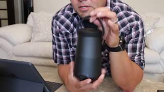 Bose Revolve Plus 2017 Unboxing Review VS Soundlink mini 2