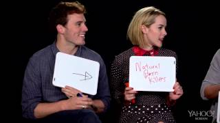"Co-Star Connections With the Cast of ""The Hunger Games: Catching Fire"" (Part 1)"