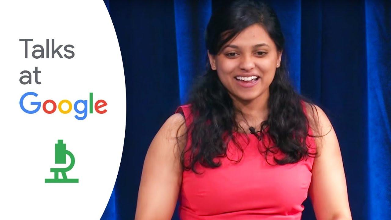 "Shree Bose: ""Google Science Fair Grand Prize Winner"""