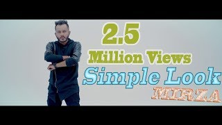 Video Simple Look (Full Video) || Mirza || Tune-In Records || New Punjabi Songs 2018 MP3, 3GP, MP4, WEBM, AVI, FLV Maret 2019