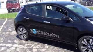 2013 Nissan Leaf - Test Drive And Tour