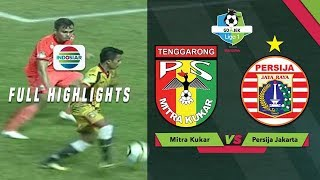 Video Mitra Kukar (0) vs (2) Persija Jakarta - Full Highlight | Go-Jek Liga 1 Bersama Bukalapak MP3, 3GP, MP4, WEBM, AVI, FLV November 2018